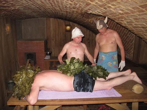Часть 4. Как работает организм нагретый в парилке русской бани? - фото 1