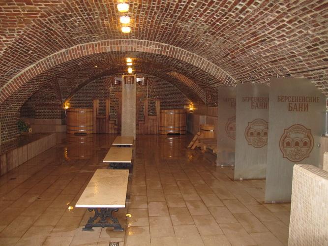 Поход в Берсеневскую баню - фото 3