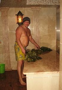 Римские термы  - баня в Малаховке - Андрей Тузов Родник