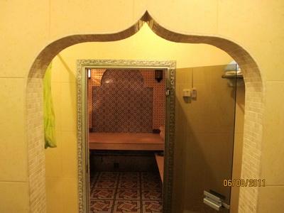 Хаммам баня в Малаховке