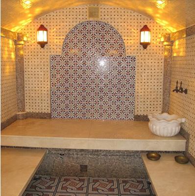 Хаммам - баня в Малаховке